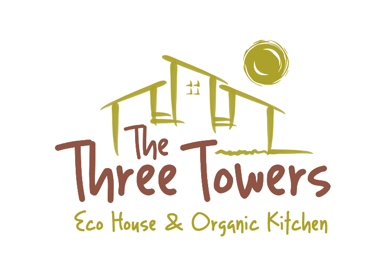 The Three Towers Eco House & Organic Kitchen at Slieve Aughty Centre