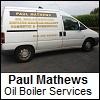 Paul Mathews Oil Boiler Services 1