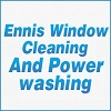 Ennis Window Cleaning, powerwashing, chimney and gutter cleaning 1