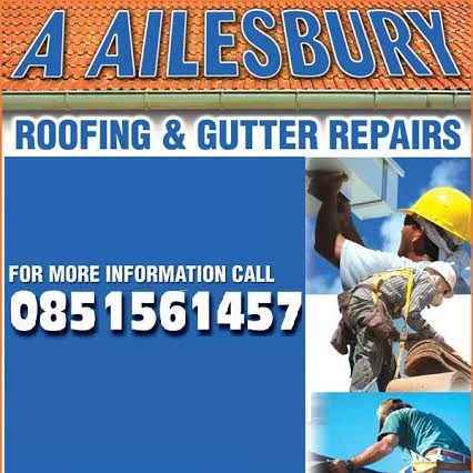 A Ailesbury Roofing & Gutter Repairs 1