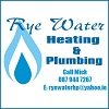Rye Water Heating and Plumbing. RGI installer