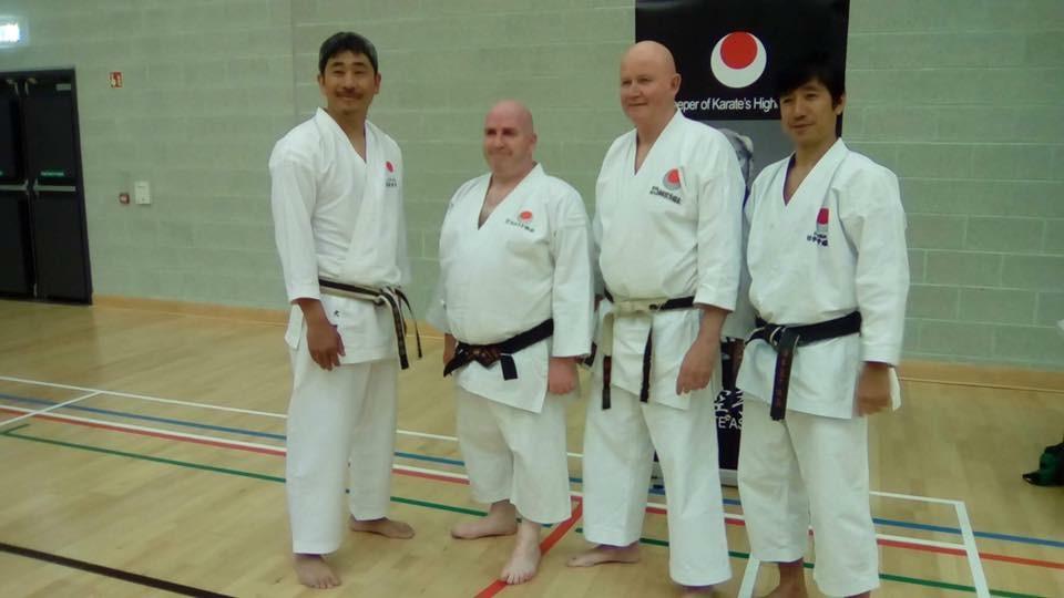 Nevaeh Jka Shotokan academy