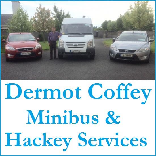 Dermot Coffey Dualla Cashel Minibus & Hackey Services
