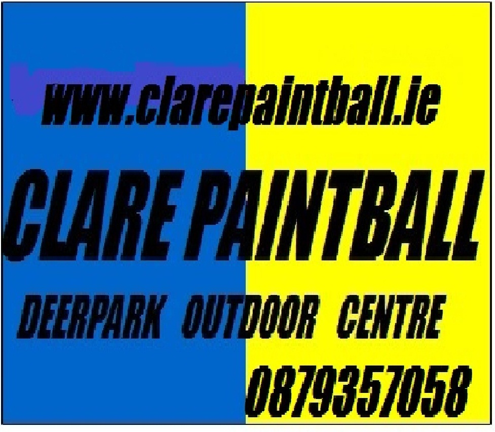 Clare Paintball - Deerpark Outdoor Centre