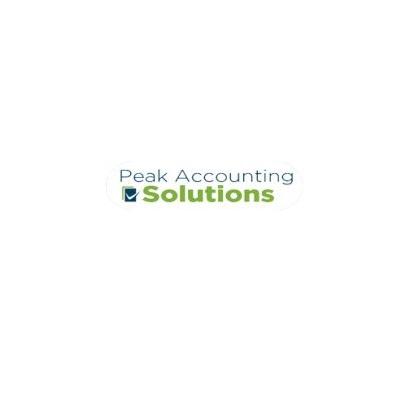 Peak Accounting Solutions 1