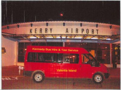 Kennedy Bus Hire & Taxi Service 3