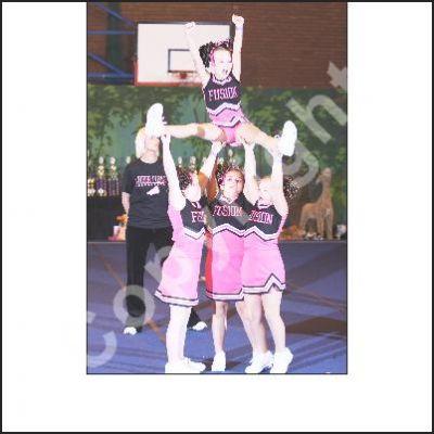 Cheer Fusion Cheerleading Academy 2