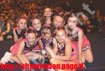 Cheer Fusion Cheerleading Academy 3