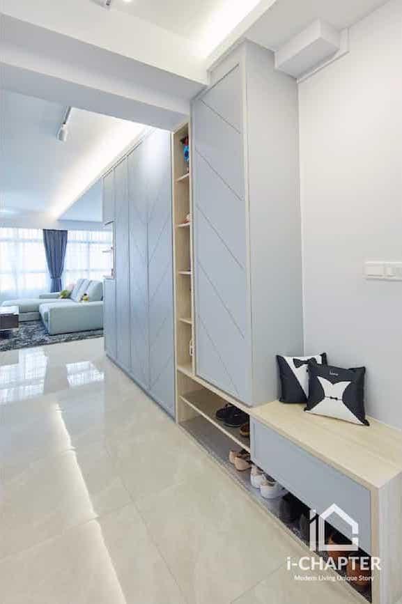 Commercial Interior Designer in Singapore