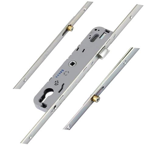 Munster Joinery GU Ferco Door Multipoint Lock Mechanism, PZ70, 2 rollers 70mm
