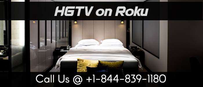 Activate hgtv on Roku