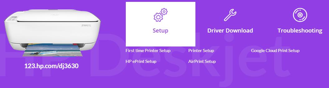 123.hp.com/dj3630 | HP Deskjet 3630 Setup,Install,Download