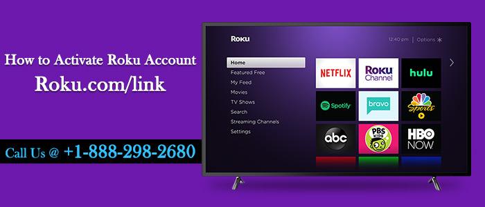 Get Roku Support for Roku.com/link | +1-888-298-2680 image 1