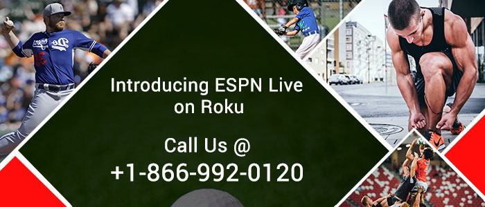 To Activate ESPN on Roku