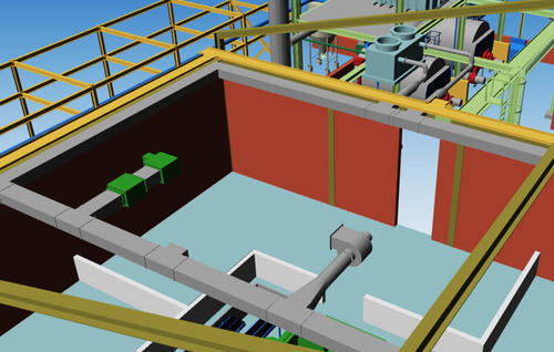 HVAC Duct Shop Drawings Services by Siliconinfo image 1