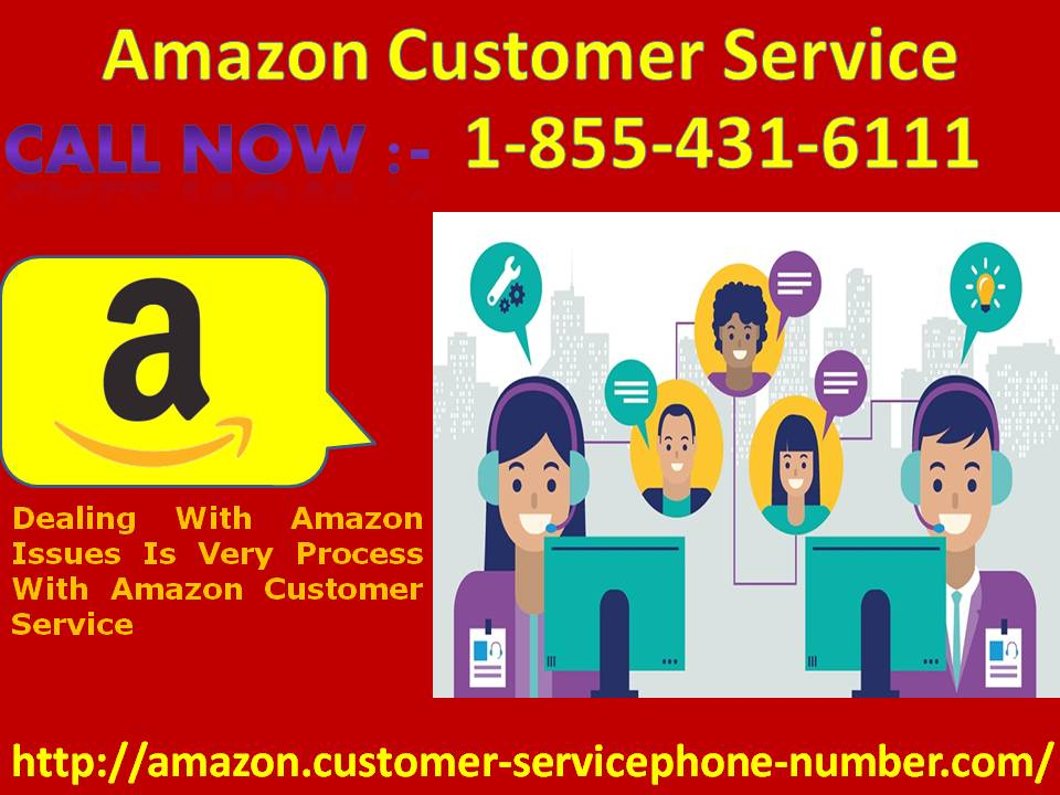 How Can I Get Amazon Customer Service In 5 Minutes? 1-855-431-6111