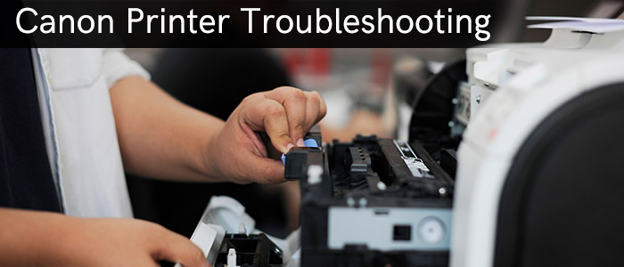 Troubleshooting Canon Printer Issues