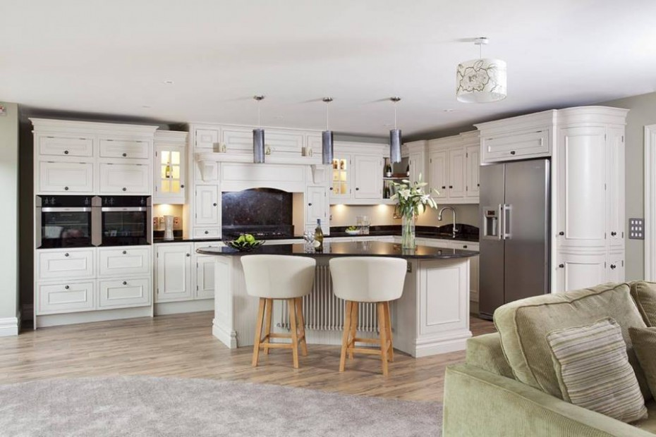 Luxury Kitchens Design Services in Dublin by Jonathan Williams Kitchens image 1