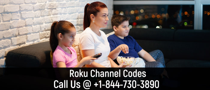 Call +1-844-730-3890 For Roku Channel Codes