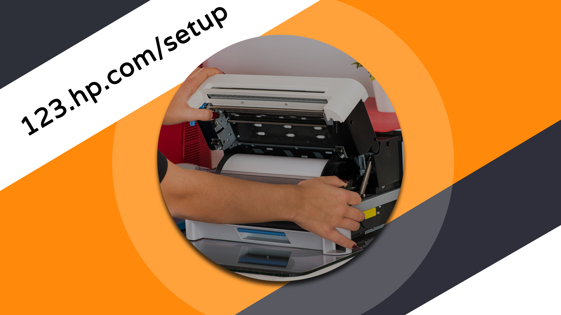 How Does 123.Hp.Com Help You To Setup Hp Printer?