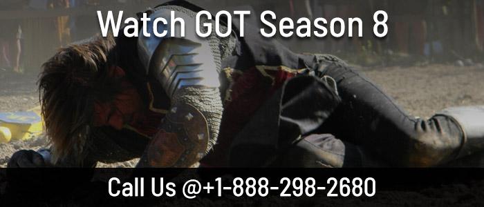 Watch Game of Thrones - Season 8