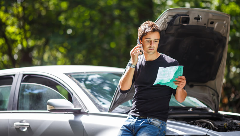 What is the monetary excess on your car insurance policy