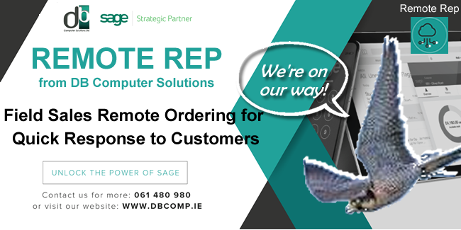 REMOTE REP FROM DB COMPUTER SOLUTIONS