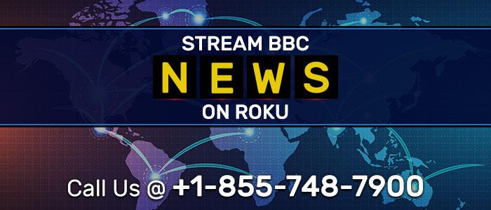 BBC Activation on Roku image 1