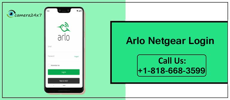 Why Arlo Netgear Login is essential and how to perform it image 1