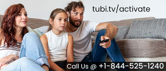 Activate tubitv on Roku