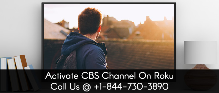 CBS Channel Activation
