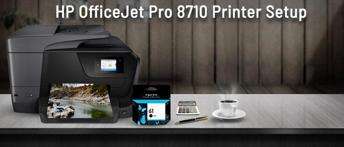 HP OfficeJet Pro 123.hp.com/setup 8710
