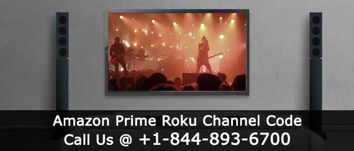 How to get Amazon prime on Roku