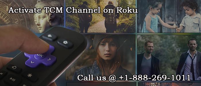 TCM Channel Activation on Roku