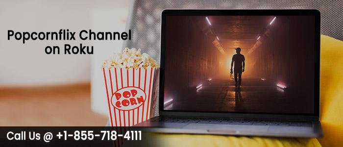 Popcornflix channel on roku image 1