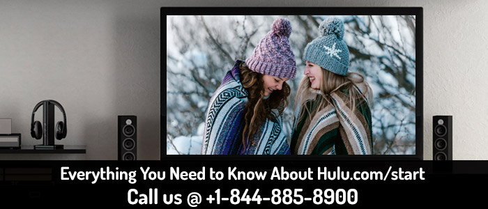 Hulu Activation - Call @ +1-844-885-8900 image 1