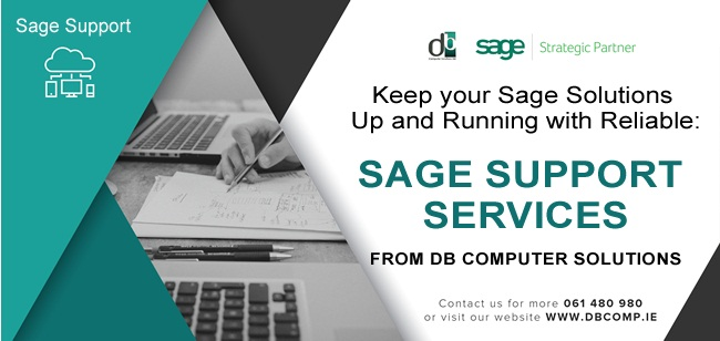 Sage Support Services from DB Computer Solutions image 1
