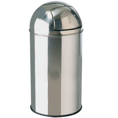 Stainless Steel Bullet Bin