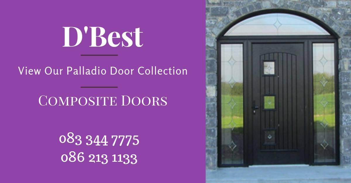 D'Best Palladio Composite Front Doors image 5