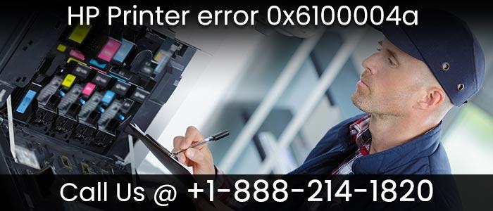 How to resolve HP printer error 0x61000047 image 1