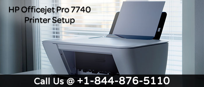 How to Begin HP OfficeJet Pro 7740 Setup?