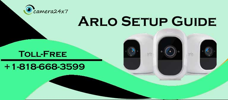 A piece of Brief information about Arlo Setup Guide image 1