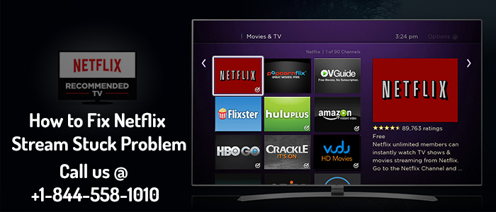 Activate Netflix on Roku