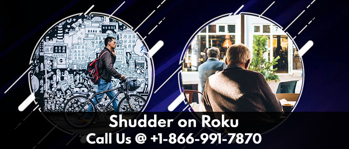 Get Shudder on Roku
