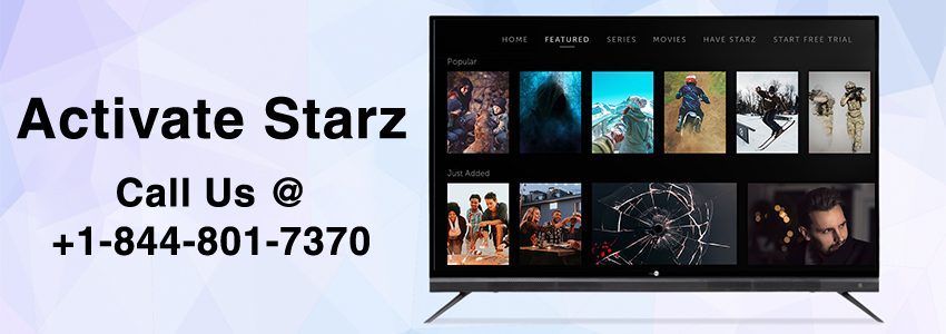 Activate Starz on Roku