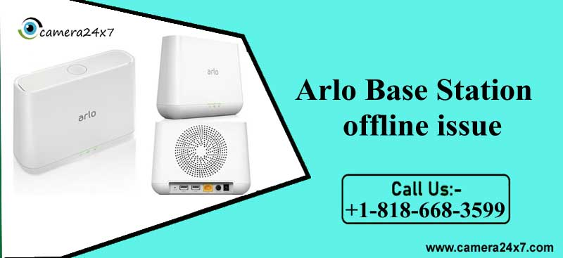 Troubleshooting Arlo Base Station Offline issue