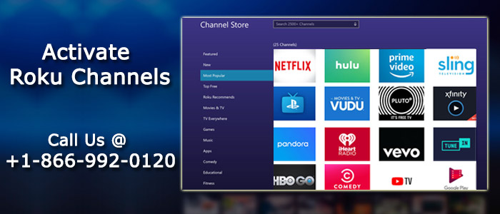 To Activate Roku Best Channels