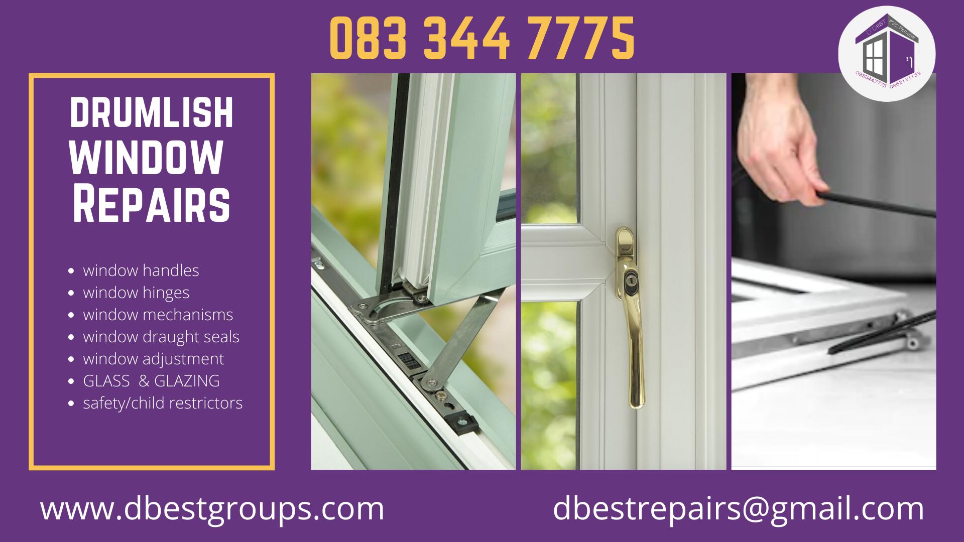 Drumlish PVC Window Repairs