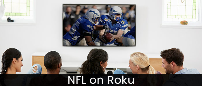 How to watch NFL on Roku?