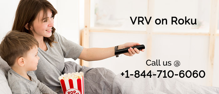 How to watch VRV on Roku